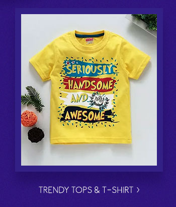 Trendy Tops & T-shirt