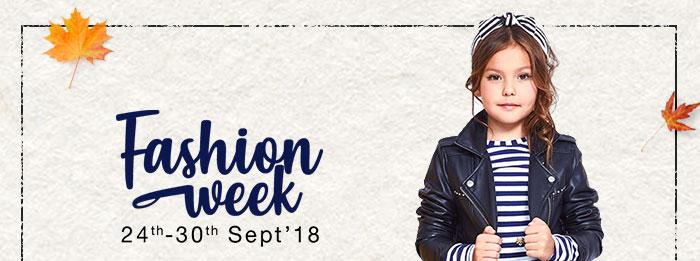 Launching | Fashion Week