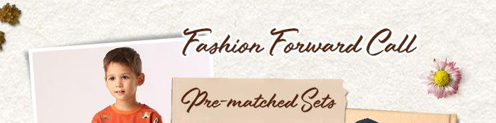 Fashion Forward Call