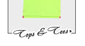 Tops & Tees