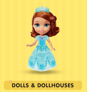 Dolls & Dollhouses