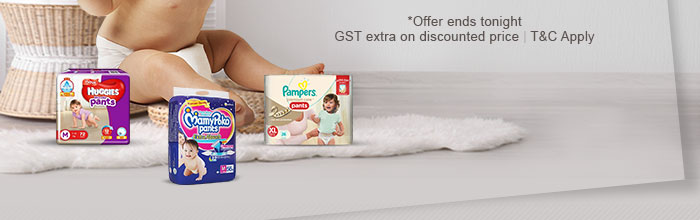 *GST extra on discounted price| T&C Apply