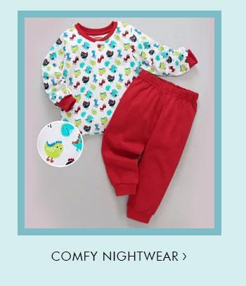 Comfy Nightwear