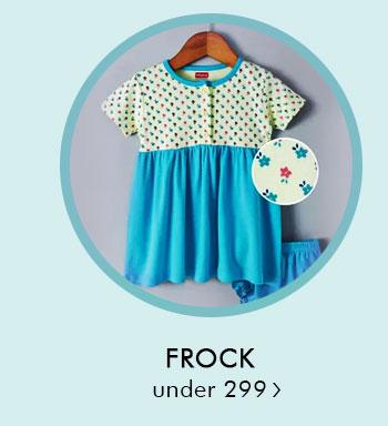 Frock under 299