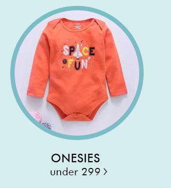 Onesies under 299
