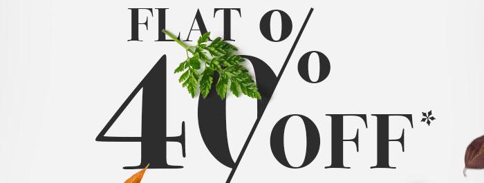Flat 40% OFF* on Entire Babyhug Range