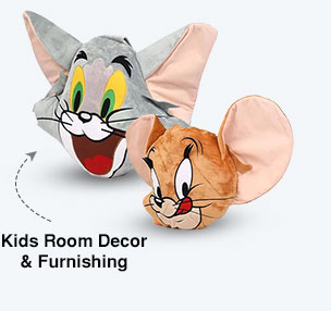 Kids Room Decor & Furnishing