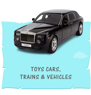 Toys Cars, Trains & Vehicles