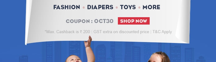 Diapers | Toys | Baby Care | More