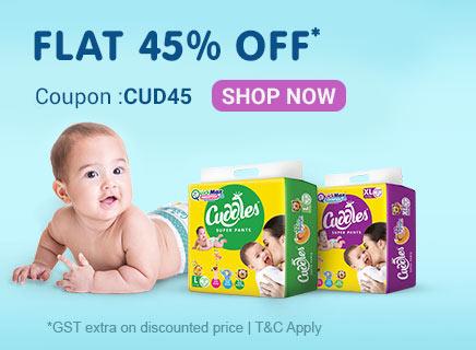 Flat 45% OFF*  |  Shop Now