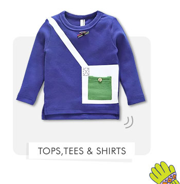Tops, Tees & Shirts