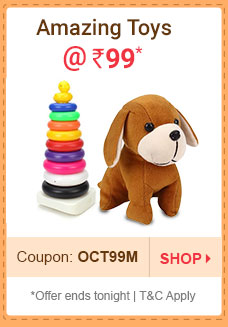 Amazing Toys @ Rs. 99*