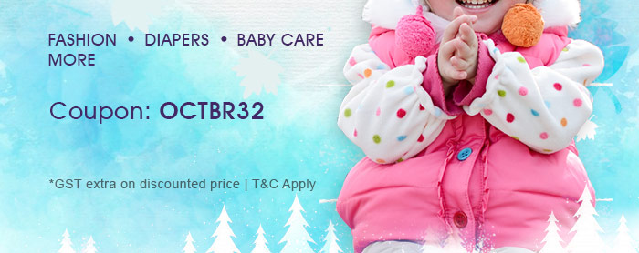 Fashion | Diapers | Baby Care | More