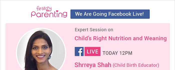 Facebook Q&A Live Session