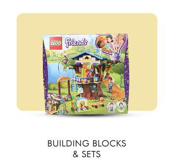 Building Blocks & Sets