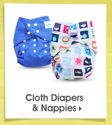 Cloth Diapers & Nappies