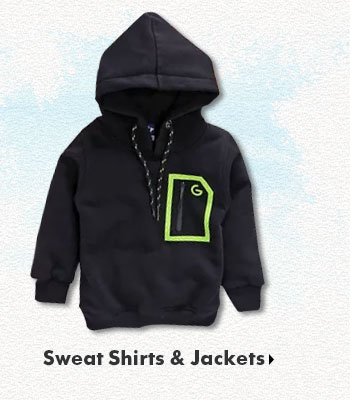 Sweat Shirts & Jackets