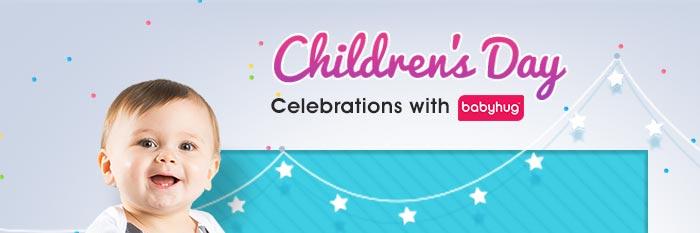 Children's Day Celebrations with Babyhug