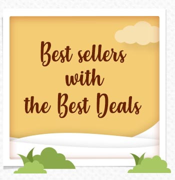 Best Sellers with the Best Deals