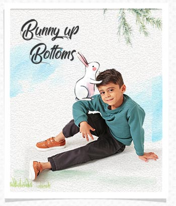 Bunny up Bottoms