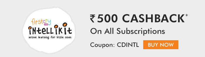 Intellikit - Flat Rs. 500 Cashback* on All Subscriptions