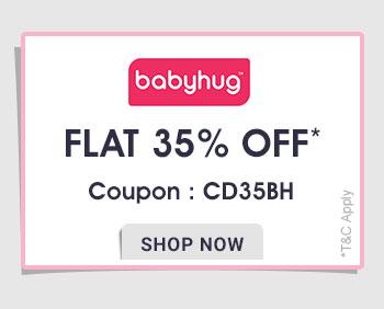 Babyhug - Flat 35% OFF*
