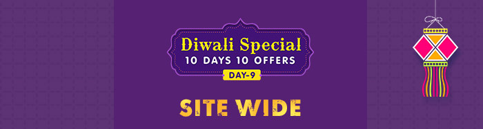 Diwali Special : 10 Days 10 Offer: Day 9