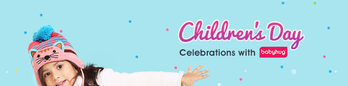 Launching - Children's Day Celebrations with Babyhug