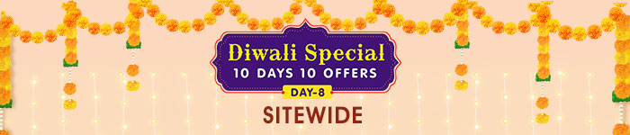 Diwali Special : 10 Days 10 Offer