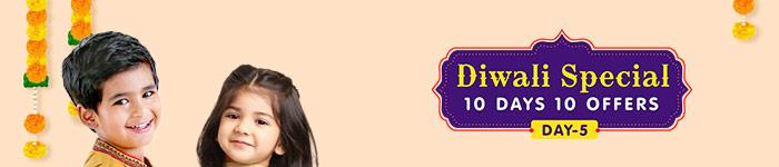 Diwali Special : 10 Days 10 Offer