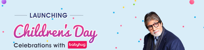 Launching - Children's Day Celebrations with Babyhug