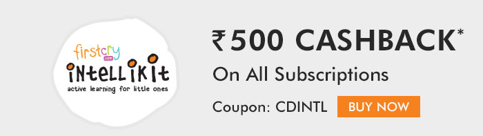 Intellikit - Flat Rs. 500 OFF* on All Subscriptions