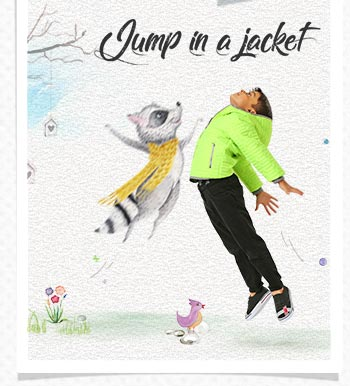 Jump in a Jacket