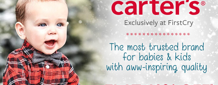 Carter's Exclusively with FirstCry