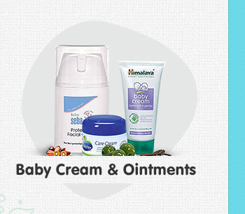 Baby Cream & Ointments