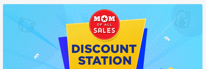 DISCOUNT STATION