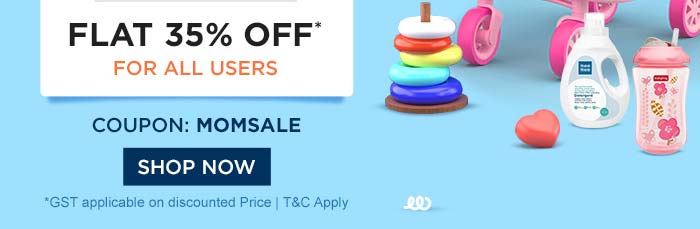 FLAT 35% OFF* For All users
