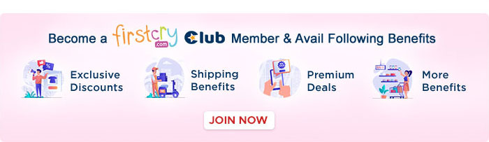 Become a FirstCry Club Member & Avail Following Benefits