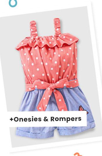 Onesies & Rompers