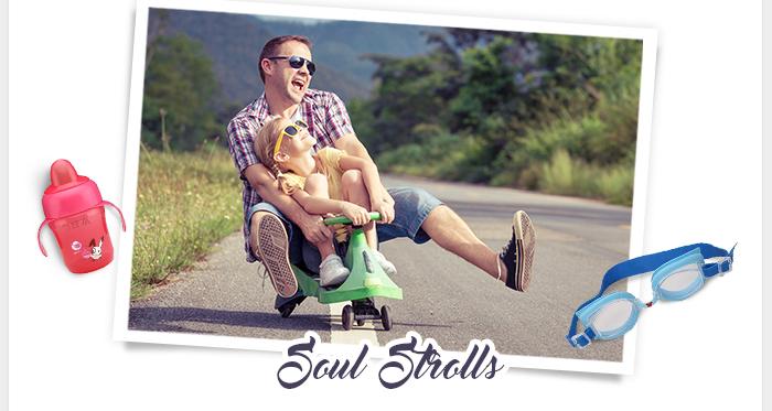 Soul Strolls