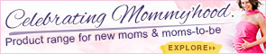 Celebrating Mommy'hood