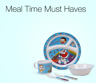 Meal Time Must Haves