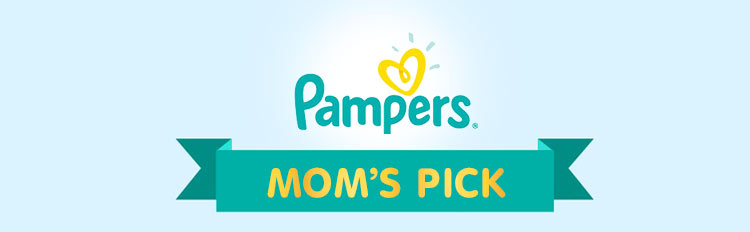 Pampers Mom's Pick