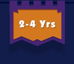 2-4 Yrs