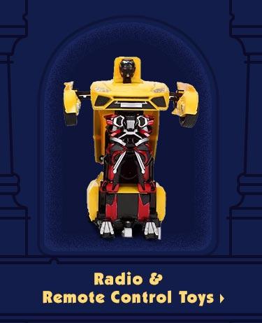Radio & Remote Control Toys