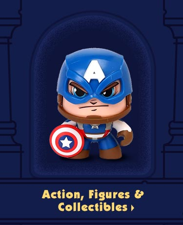 Action, Figures & Collectibles