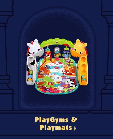 PlayGyms & Playmats