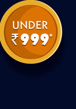 Under Rs. 999*