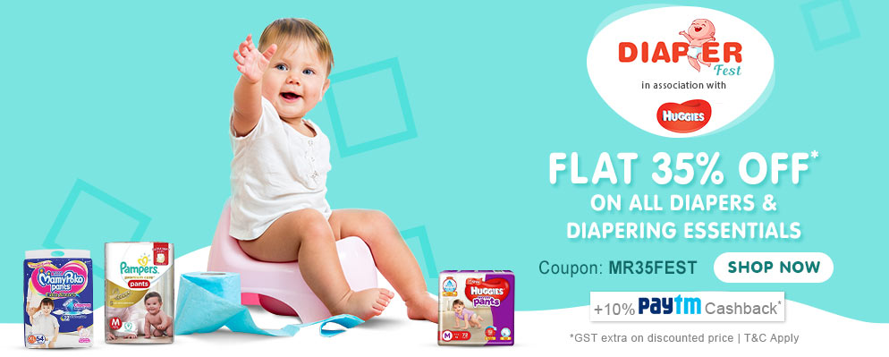 offers on Diapers