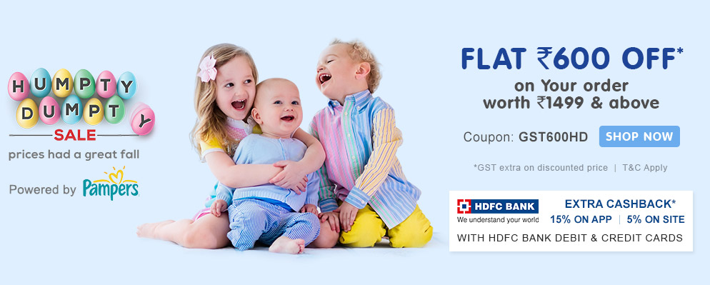 offer on FirstCry